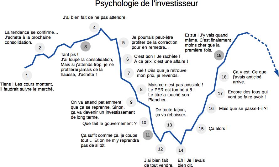 Psychologie de l'investisseur
