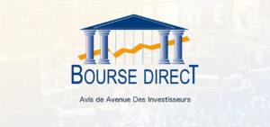 Bourse Direct avis compte-titres et PEA