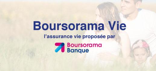 Avis assurance vie Boursorama Vie