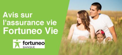 Avis Fortuneo Vie assurance vie frais performance