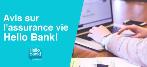 Avis assurance vie Hello Bank