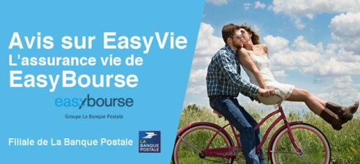 Avis assurance vie vie EasyVie EasyBourse