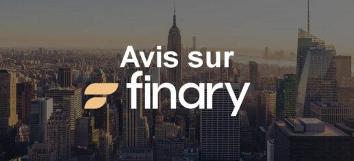 Avis Finary : suivi de son patrimoine